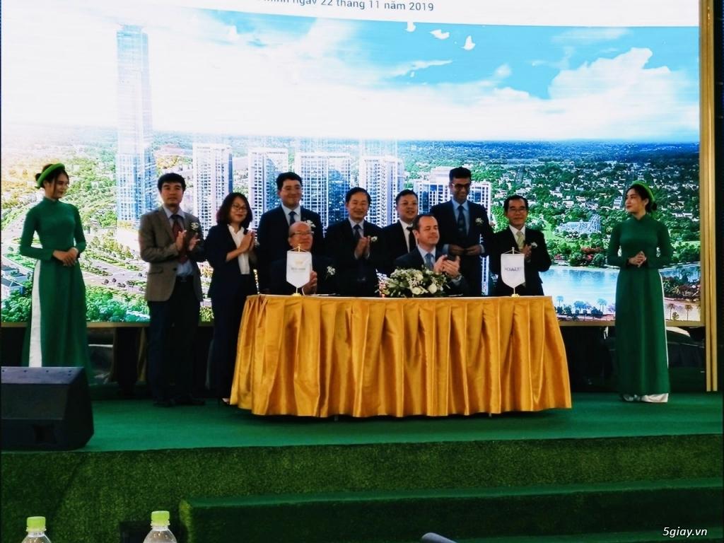 Eco Green Sài Gòn quận 7 - Booking tòa HR3 đẹp nhất dự án - 1