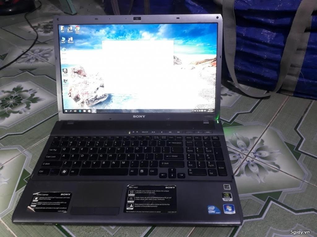 Giao lưu laptop Core i7 - 1