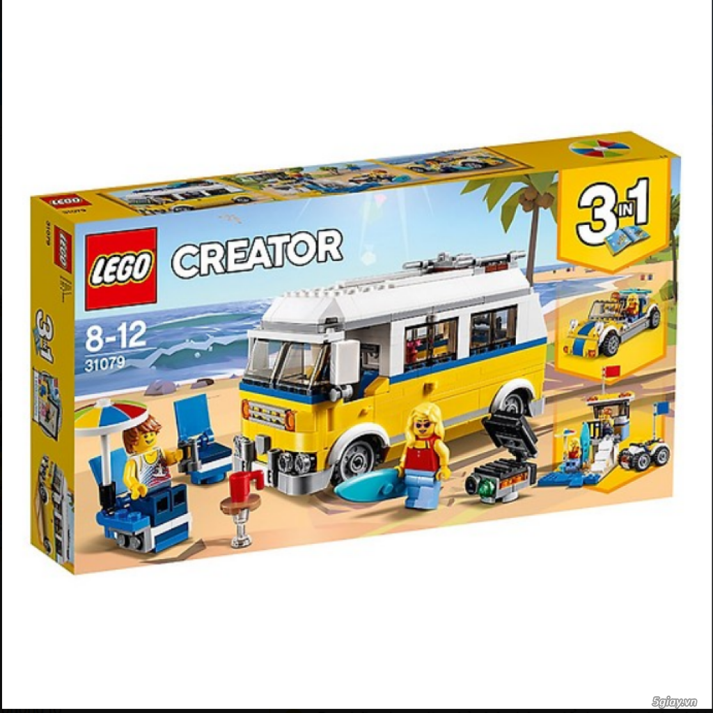 [CẦN BÁN] LEGO REAL CHÍNH HÃNG