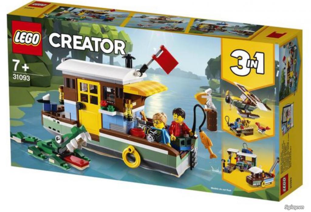 [CẦN BÁN] LEGO REAL CHÍNH HÃNG - 4