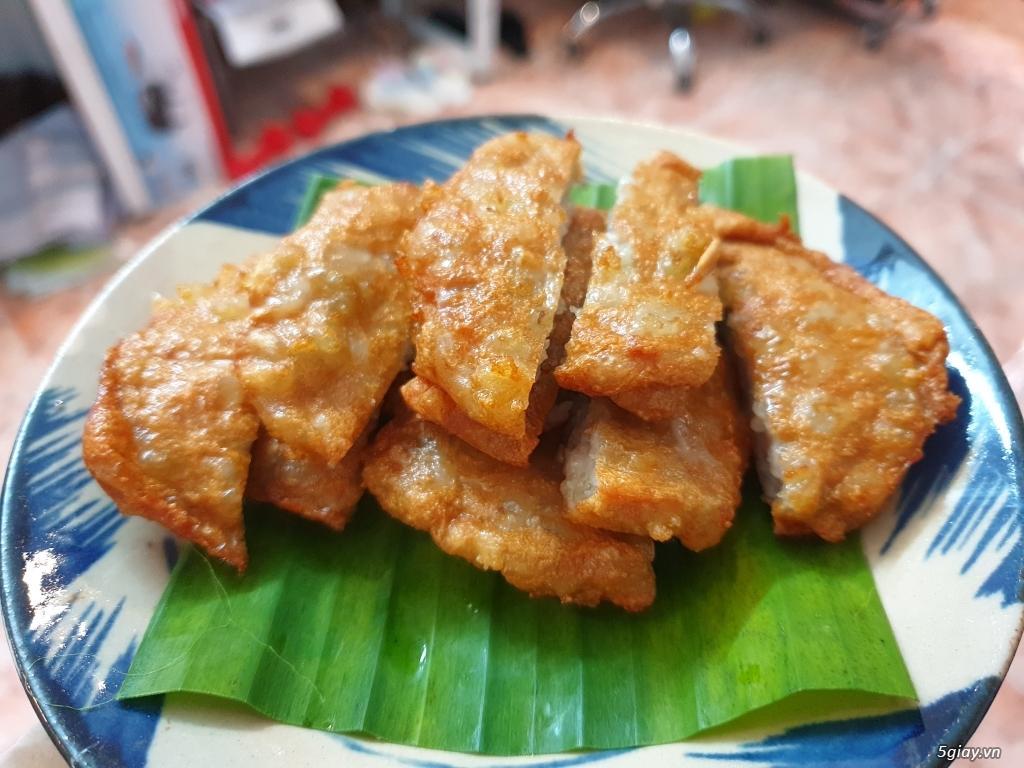 (HCM-Q1) Chuyên cung cấp chả cốm - chả sụn gà - nguyên liệu bún đậu