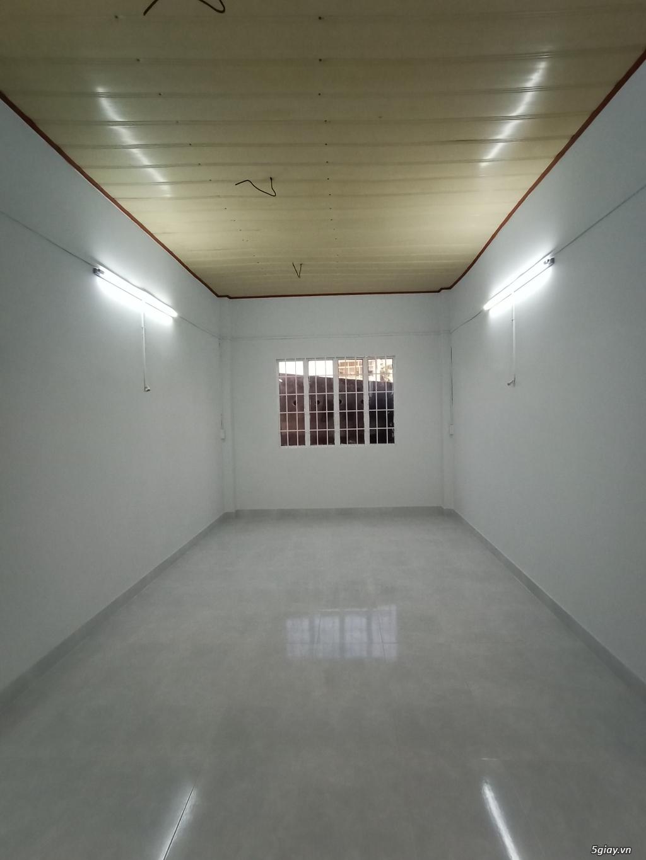 Nhà cho thuê nguyên căn, 1 trệt 2 lầu đúc, 45 mét vuông mỗi tầng. - 11