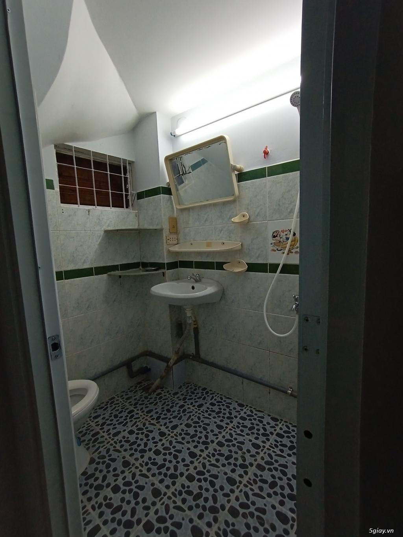 Nhà cho thuê nguyên căn, 1 trệt 2 lầu đúc, 45 mét vuông mỗi tầng. - 8