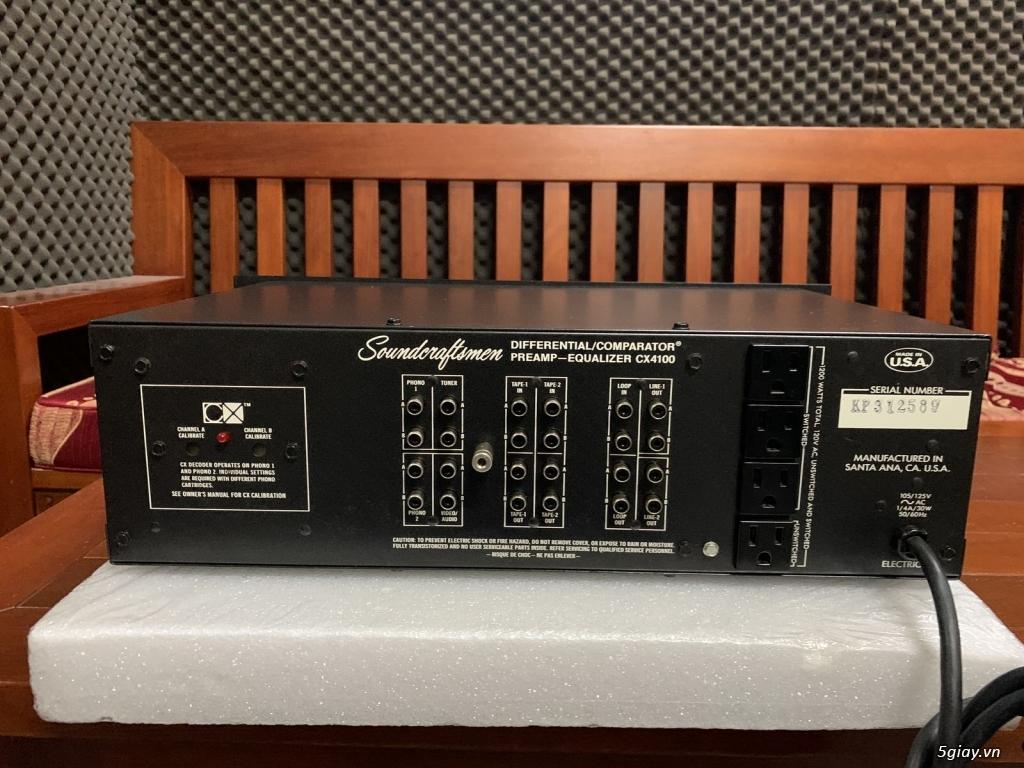 Khanh Audio >> Hàng Xách Tay Từ Mỹ << - 1