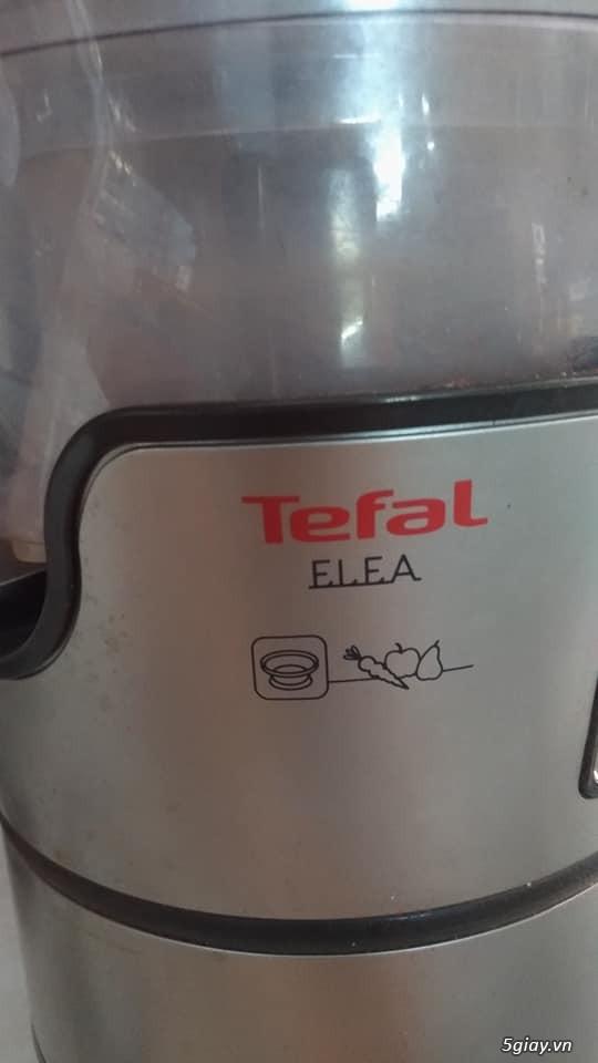 Máy ép trái cây Tefal, bị mất lưỡi quay bào trái cây, giá 100k - 2