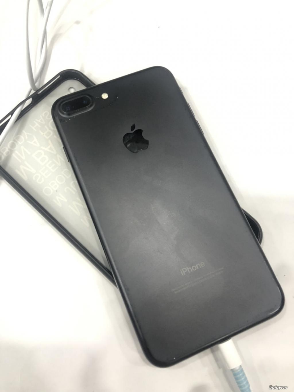 Iphone 7 plus đen 32Gb nguyên zin - máy quốc tế - 2