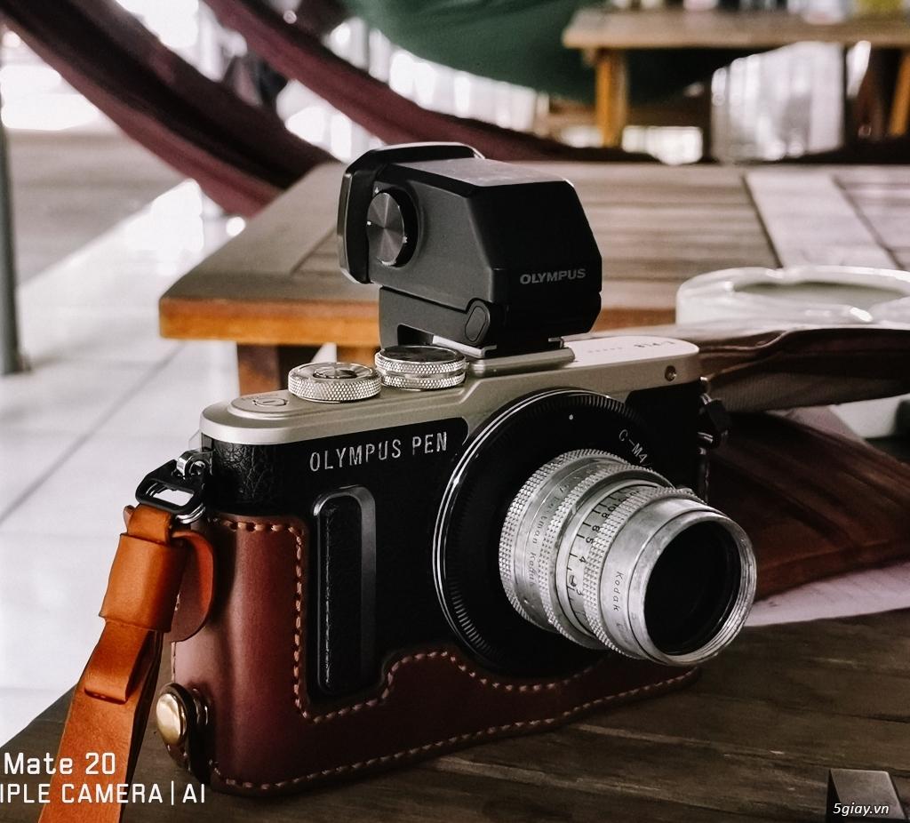 Cần bán máy ảnh Olympus epl8 lens mzuiko 45mm f1.8 - 3