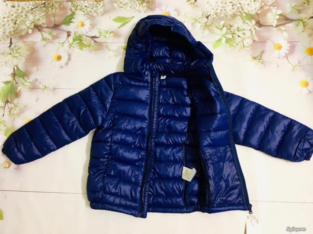 áo phao siêu nhẹ trẻ em của GSM KID HÀNG XUẤT . #250k /1 áo - 4