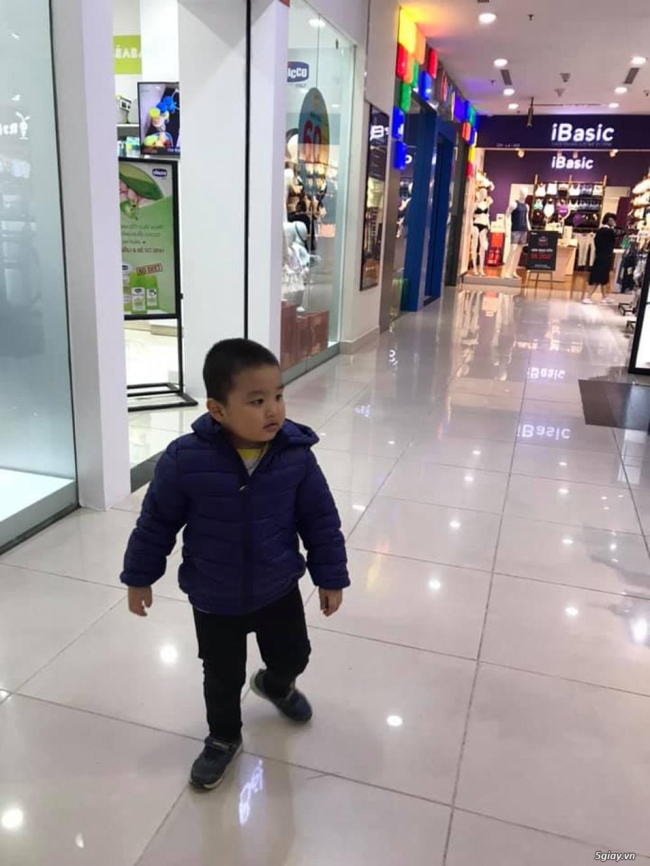 áo phao siêu nhẹ trẻ em của GSM KID HÀNG XUẤT . #250k /1 áo - 5