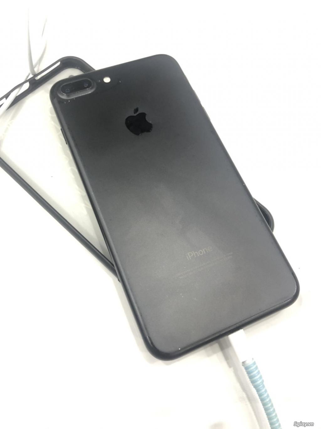 Iphone 7 plus đen 32Gb nguyên zin - máy quốc tế