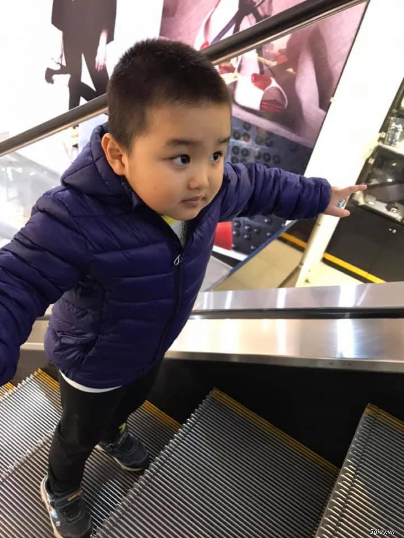 áo phao siêu nhẹ trẻ em của GSM KID HÀNG XUẤT . #250k /1 áo - 6