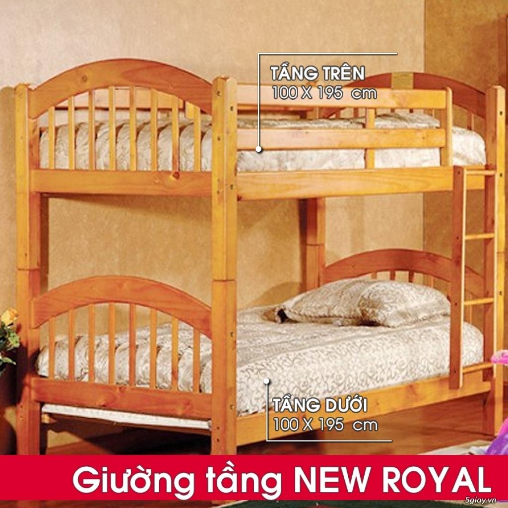 Giường tầng gỗ - Mẹ Vì Bé - 3
