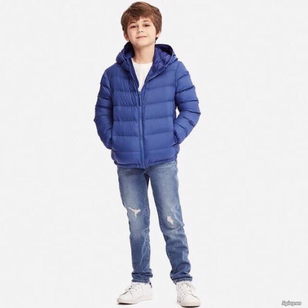áo phao siêu nhẹ trẻ em của GSM KID HÀNG XUẤT . #250k /1 áo - 1