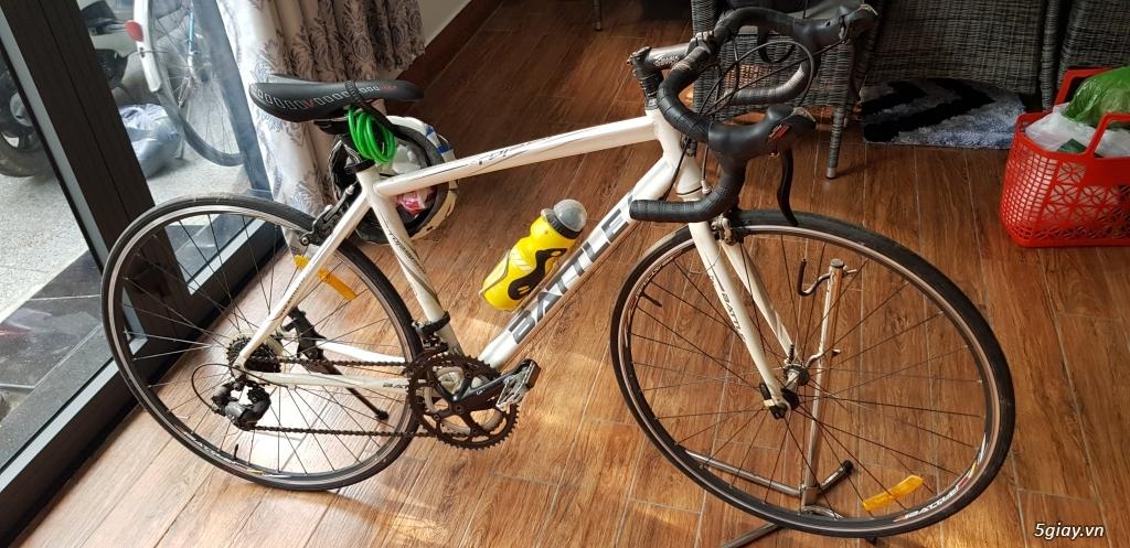 Cần bán 01 xe đạp bánh nhỏ giá 3,5 triệu