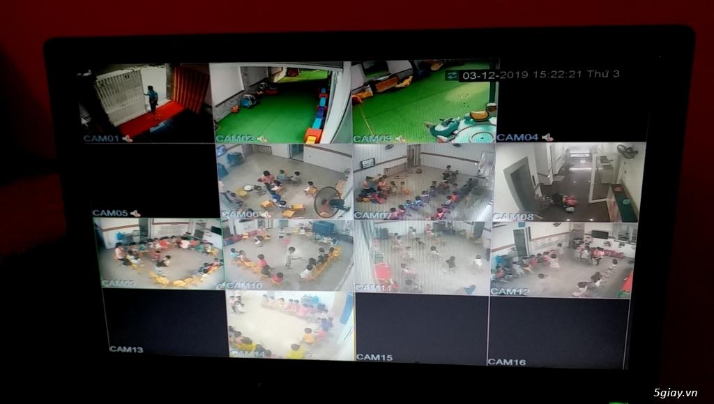 camera quan sát cho trường học - tư vấn tận tình