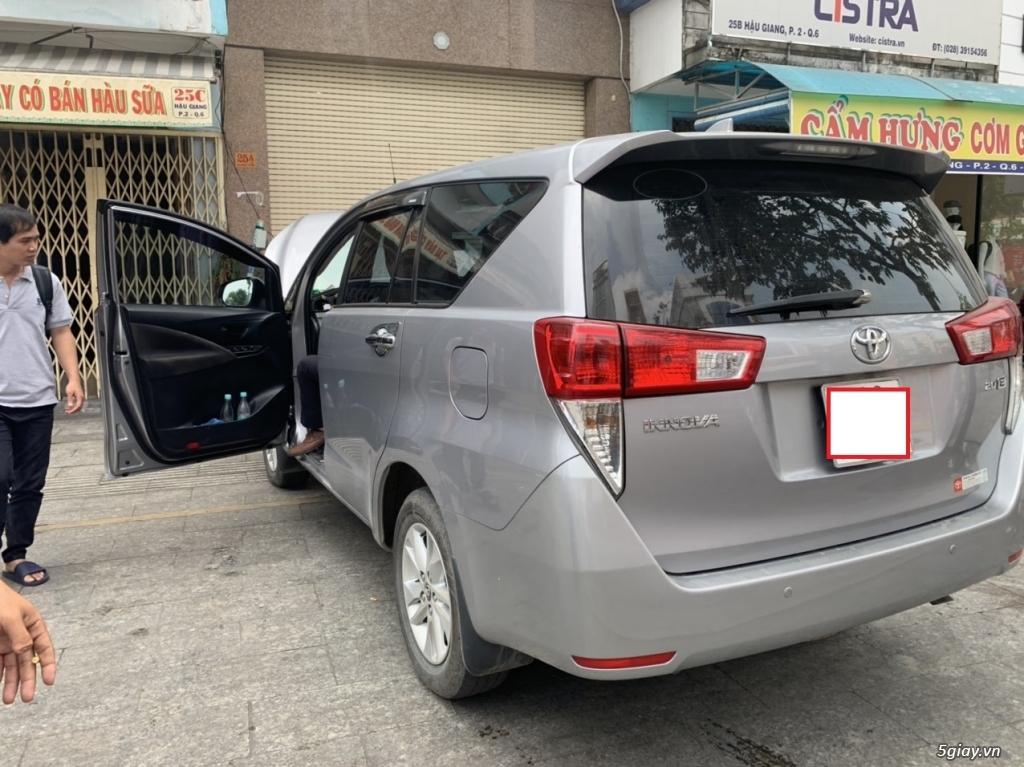 cần bán xe inova 2018 bản E 660tr - 3