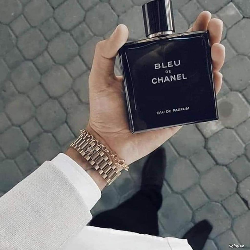 BLEU DE chaaa - TOP NƯỚC HOA BÁN CHẠY NHẤT HÀNH TINH