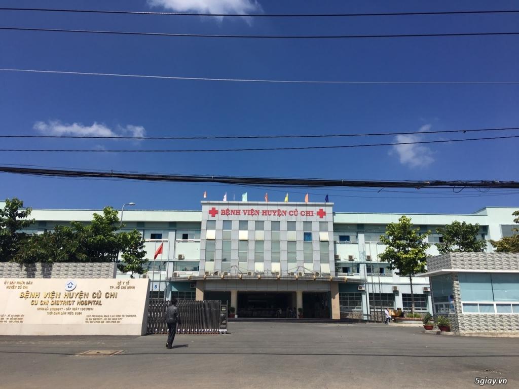 Tôi cần bán gấp lô đất đường TL7 xã An Nhơn tây huyện Củ Chi 600tr/80m
