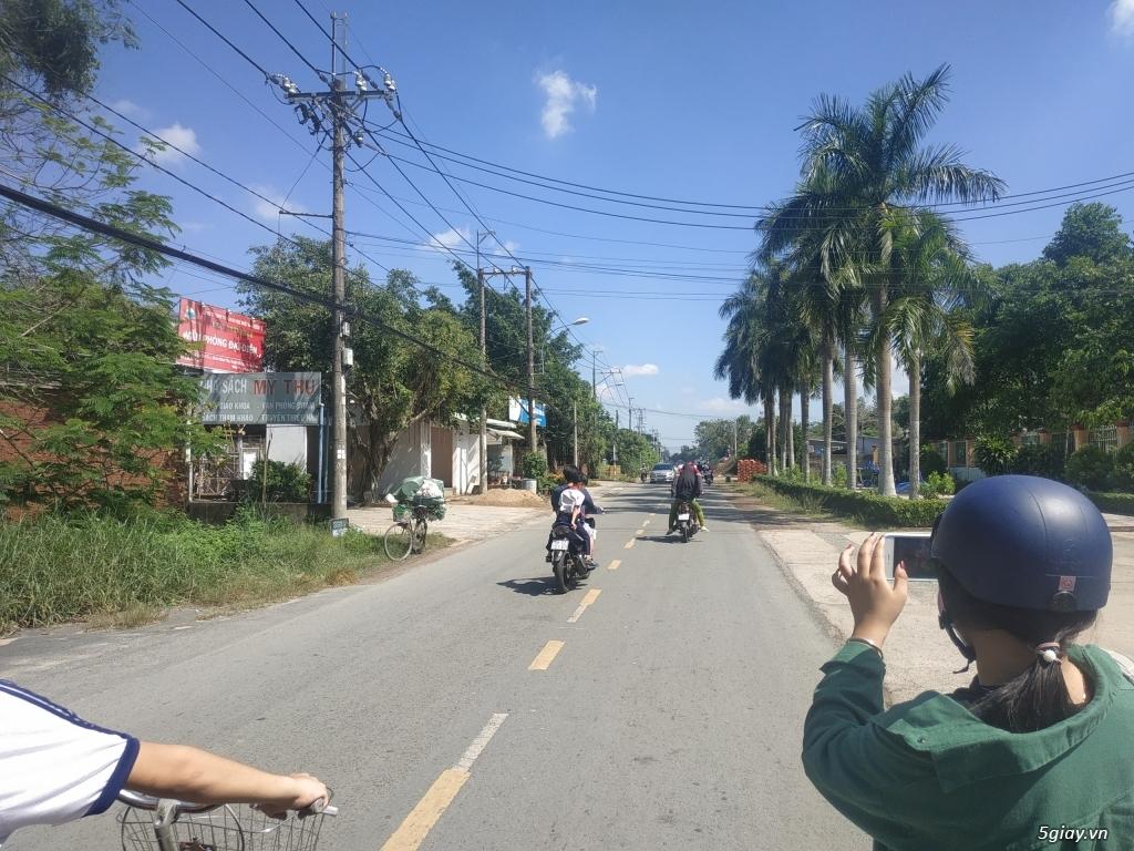 Tôi cần bán gấp lô đất đường TL7 xã An Nhơn tây huyện Củ Chi 600tr/80m - 1