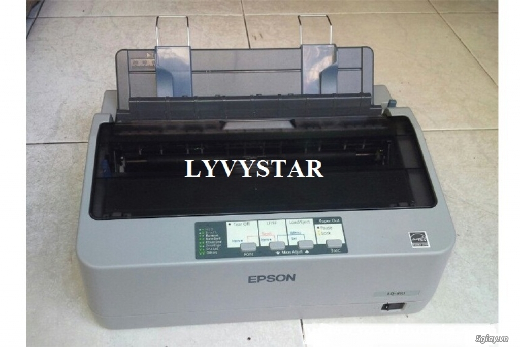 Thanh lí gấp đầu kim máy in Epson LQ310 chính hãng tại Quận Tân Phú - 1
