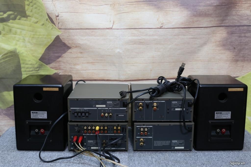 Đầu máy nghe nhạc MINI Nhật đủ các hiệu: Denon, Onkyo, Pioneer, Sony, Sansui, Kenwood - 27