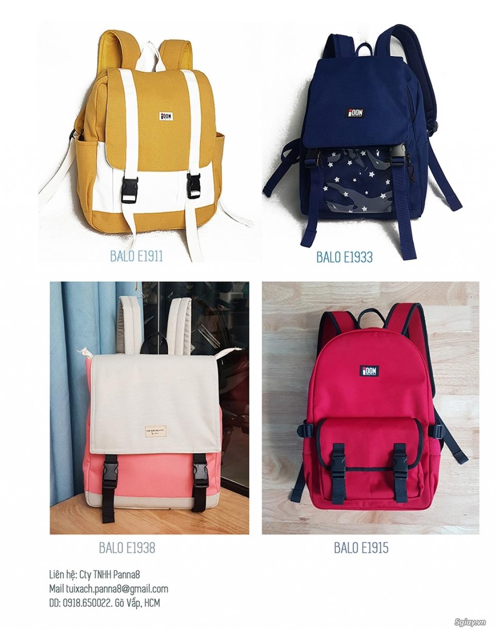 Tuyển đại lý thời trang Balo túi xách - Công ty Panna8