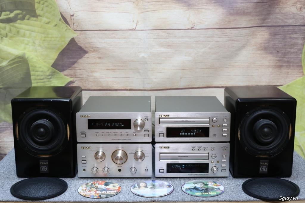 Đầu máy nghe nhạc MINI Nhật đủ các hiệu: Denon, Onkyo, Pioneer, Sony, Sansui, Kenwood - 26