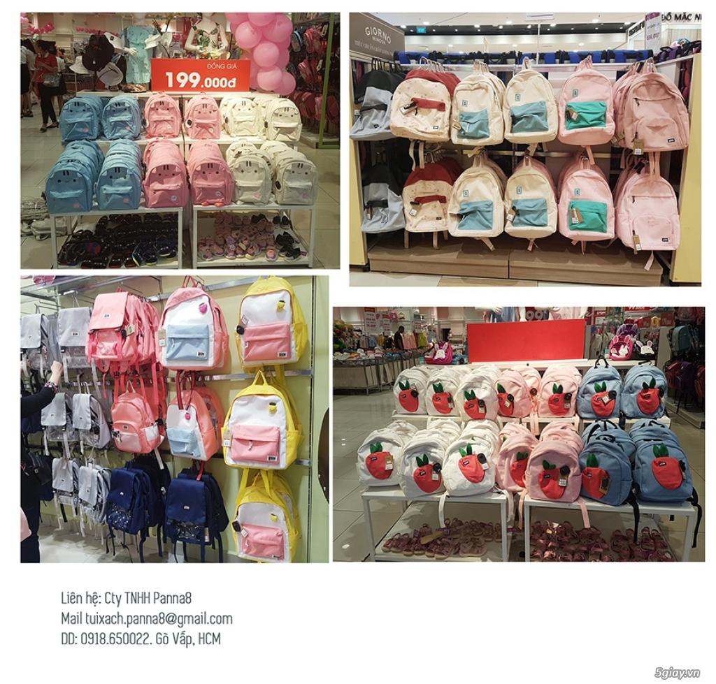 Tuyển đại lý thời trang Balo túi xách - Công ty Panna8 - 6