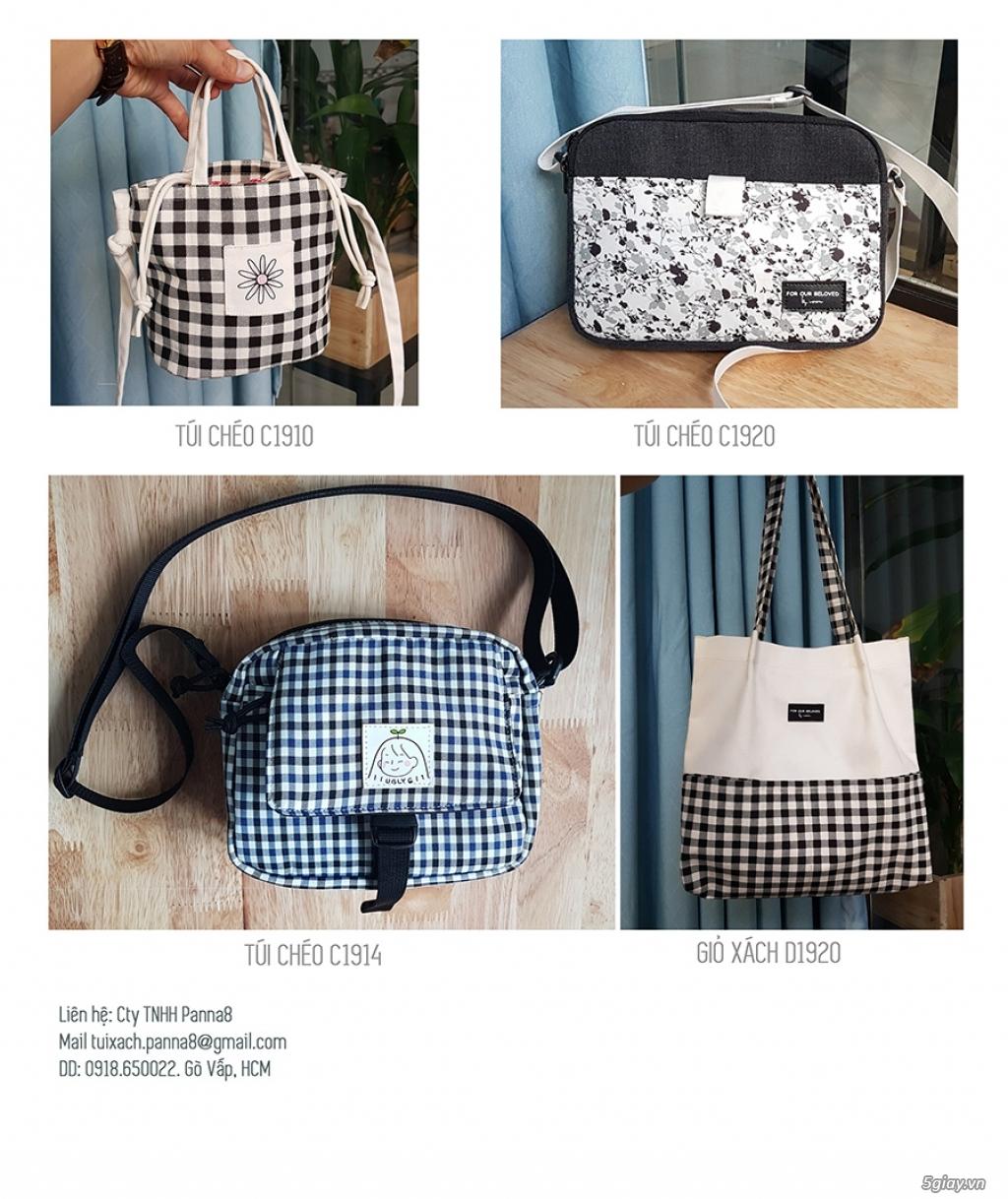 Tuyển đại lý thời trang Balo túi xách - Công ty Panna8 - 1
