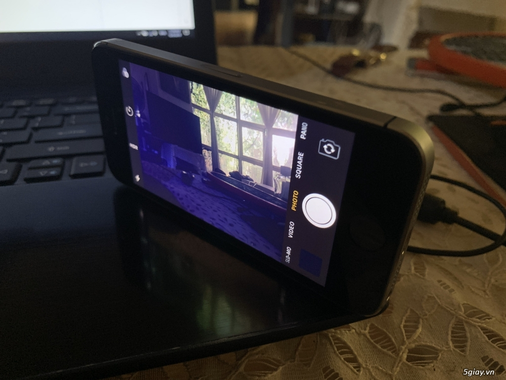 iPhone 5s 16G World; ET: 22h59 - 09/12/2019 - 5