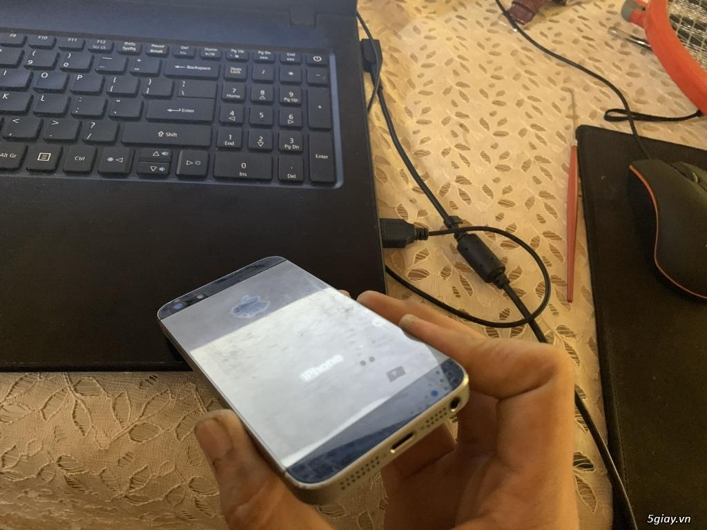 iPhone 5s 16G World; ET: 22h59 - 09/12/2019 - 3