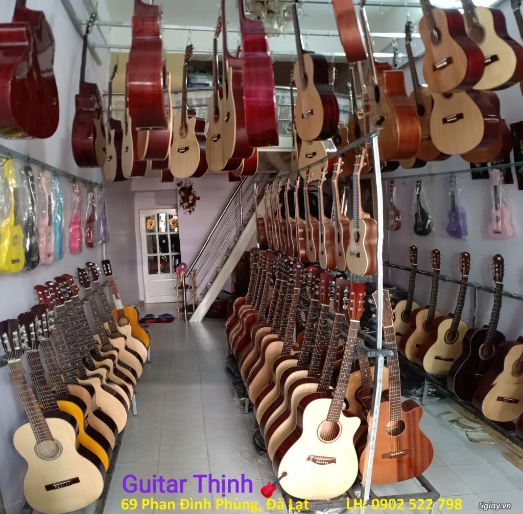 Hiệu đàn Guitar Thịnh - Shop Uy Tín Tại Đà Lạt