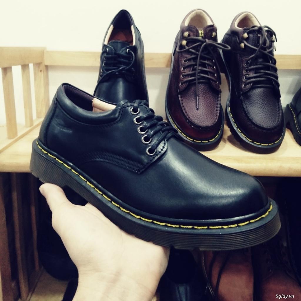 Shop bán giày nam, Những mẫu giày da nam đẹp nhất 2019 - zadep.com - 16