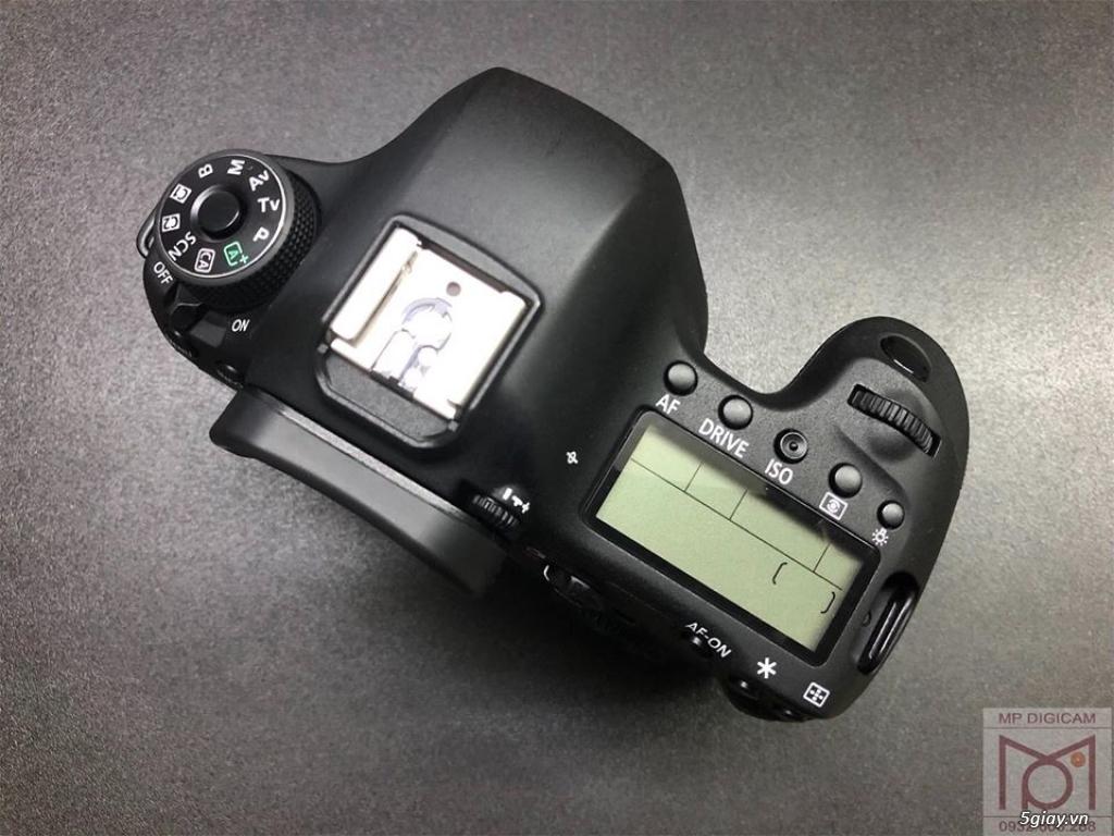 Canon 6D mark I & mark II, máy đẹp, zin - 5