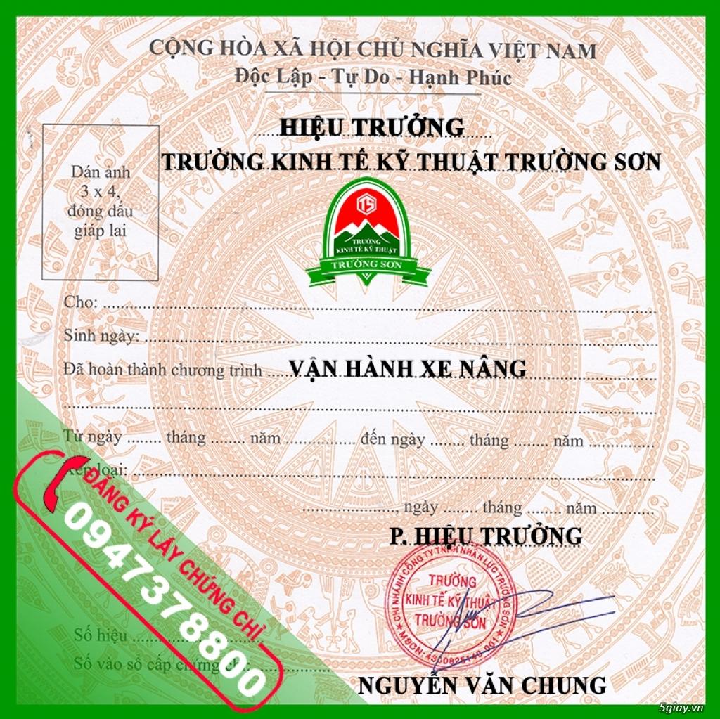 Học Lái Xe Nâng Tại Quảng Trị