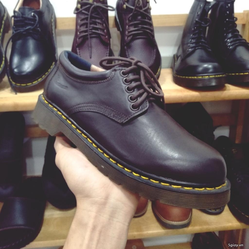 Shop bán giày nam, Những mẫu giày da nam đẹp nhất 2019 - zadep.com - 21