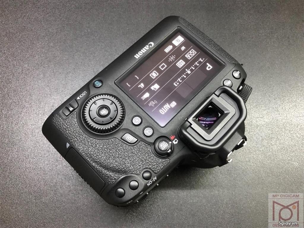 Canon 6D mark I & mark II, máy đẹp, zin - 4