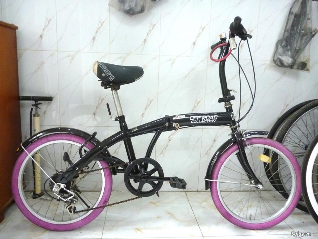 Dzuong's Bikes - Chuyên bán sỉ và lẻ xe đạp sườn xếp hàng bãi Nhật - 11