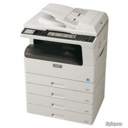 Máy photocopy SHARP AR-5618S cũ thanh lý. Đảm bảo hoạt động ổn định. B