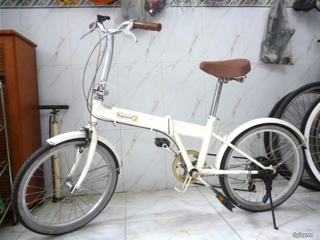 Dzuong's Bikes - Chuyên bán sỉ và lẻ xe đạp sườn xếp hàng bãi Nhật - 12