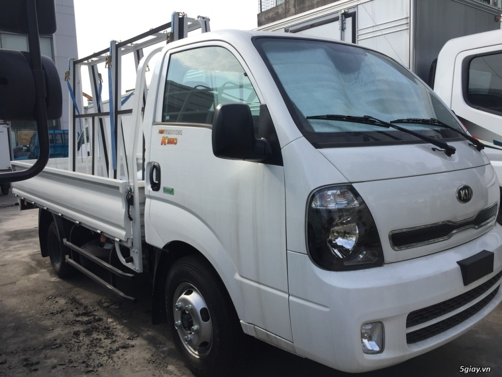 xe tải chở kính K250 2,4 tấn đời mới nhất - 3