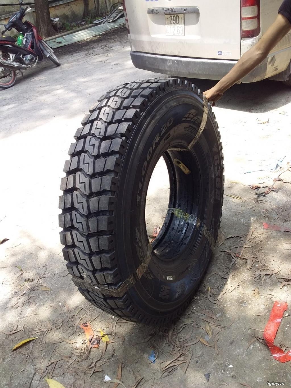 Lốp xe ô tô tải, lốp xe khách - 5