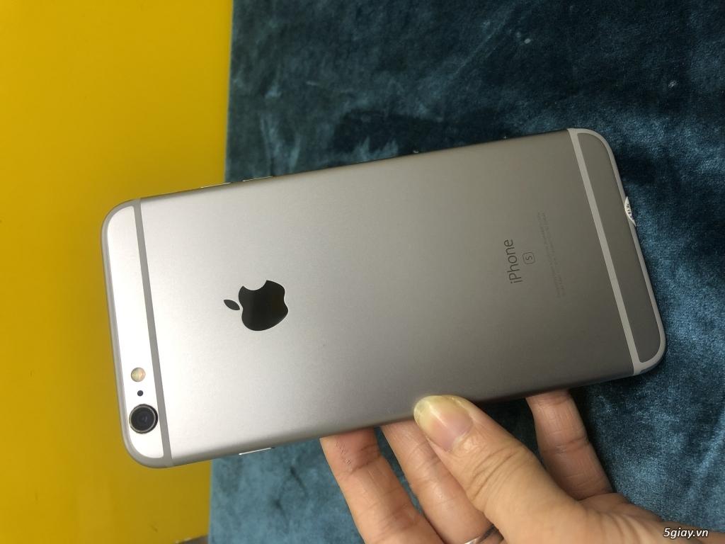 CẤU HÌNH MƯỢT MÀ+GIÁ SV => iPhone 6S Plus-16G-QUỐC TẾ-Xám.Nguyên zin - 8