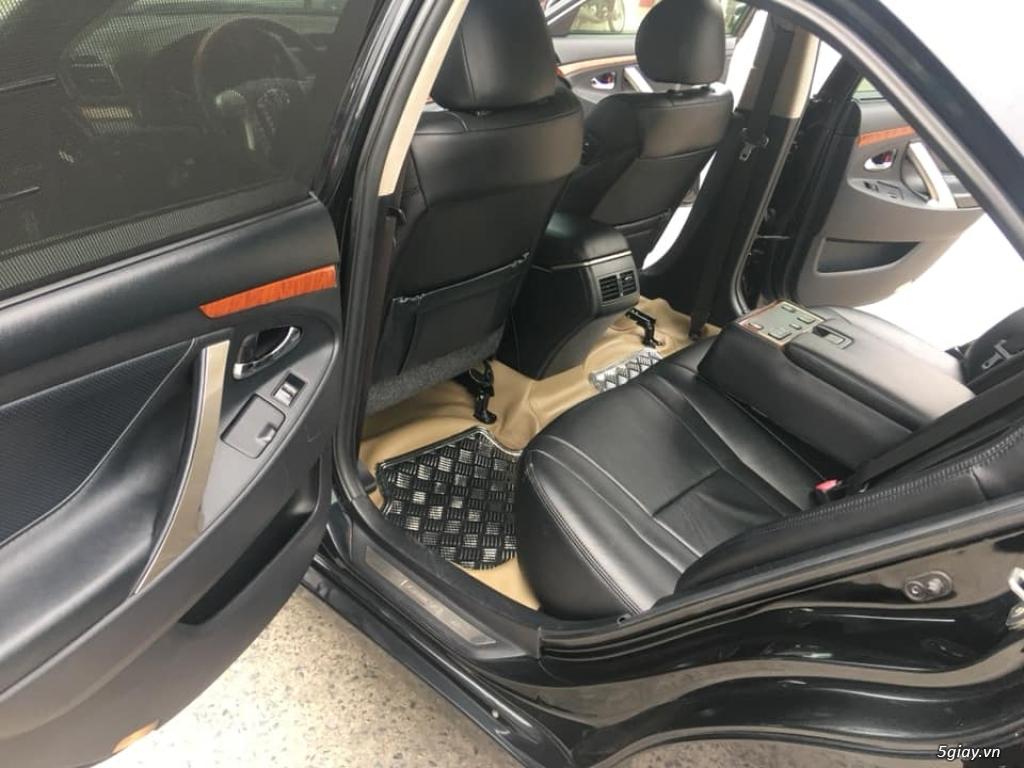 Bán Toyota Camry 3.5Q đời  2008, số tự động, màu đen - 3