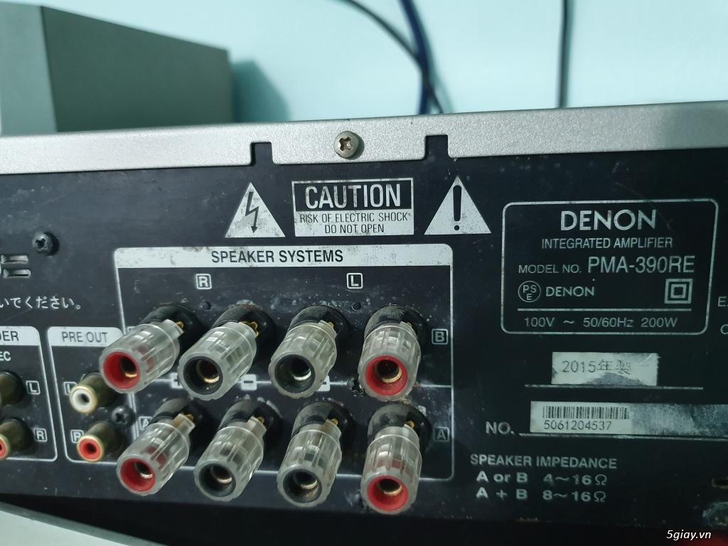 Denon PMA 390RE - 2