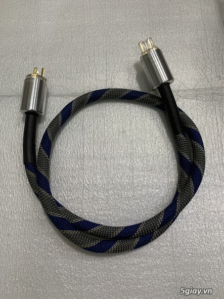 Dây Audio DIY và dây bãi chọn lọc. - 3