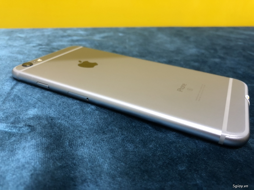 CẤU HÌNH MƯỢT MÀ+GIÁ SV => iPhone 6S Plus-16G-QUỐC TẾ-Xám.Nguyên zin - 3