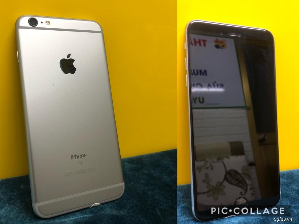 CẤU HÌNH MƯỢT MÀ+GIÁ SV => iPhone 6S Plus-16G-QUỐC TẾ-Xám.Nguyên zin