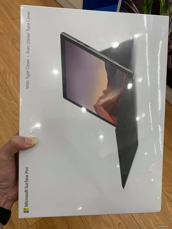 Surface pro 7 i3 + phím (hàng new, nguyên seal)