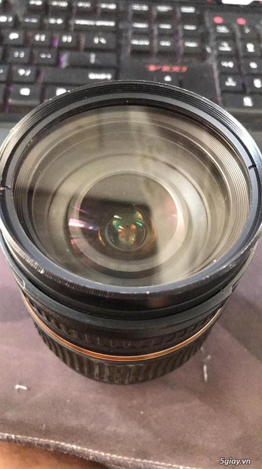 Lens Tamron Canon 17-50 F2.8 VC DI SP II - 1